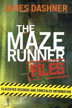 """""""The Maze Runner Files®"""" from James Dashner- my one and only. If you read The Kill Order and still seek for answers. Read only after finishing the whole serie, holds answer to all 4 books."""