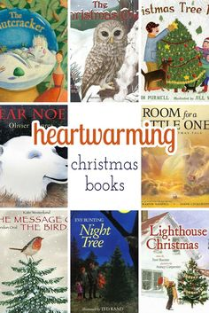 Books have the power to awaken dreams and foster creativity. Here are 25 Heartwarming Christmas Books, perfect for dreaming and snuggling with your kids. Christmas Books For Kids, Christmas Activities, Christmas Traditions, Winter Christmas, Activities For Kids, Christmas Ideas, Sequencing Activities, Xmas, Family Christmas
