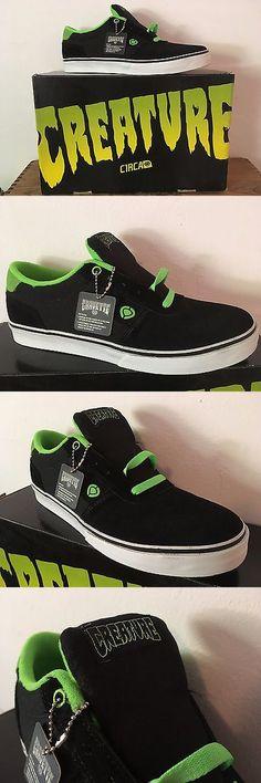 6ab014c277 Men 159067  Circa Shoes And Creature Skateboards David Gravette Pro Model  Shoe. Limited -