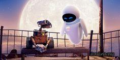 Wall-E Pixar movies