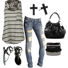 """Untitled #181"" by rreid812904200 on Polyvore"
