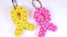 plastic lacing designs - YouTube
