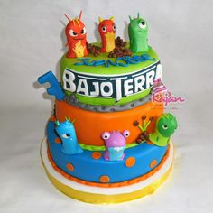bajoterra torta - Buscar con Google