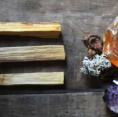"""@emma_smallbone posted to Instagram: WHAT IS PALO SANTO?  Palo Santo (Bursera Graveolens) is a mystical tree that grows on the coast of South America and is related to Frankincense, Myrrh and Copal.  In Spanish, the name literally means """"Holy Wood"""".  It is part of the citrus family and has sweet notes of pine, mint and lemon.   Palo Santo is enjoyed by many for its energetically cleansing and healing properties similar to Sage and Cedar.  It is a strong medicine that has been popularized for…"""