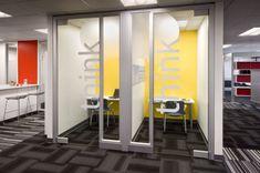 Diseño de Interiores & Arquitectura: Nuevo Prototipo del Lugar de Trabajo de eBay