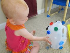 Great ideas to keep little ones busy and learning - a few ideas I have never seen before.  Good site!