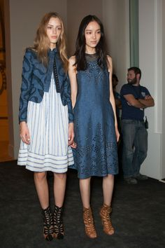 Vanessa Bruno at Paris Fashion Week Spring 2013