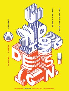 Undoing Design is the theme of UW-Stout's spring graphic design senior exhibition focusing on extracting creative opportunities from everyday interactions.