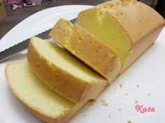超香濃!黃檸檬磅蛋糕