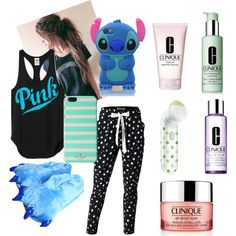Relax by akylaboss123 on Polyvore featuring polyvore fashion style Kate Spade Clinique