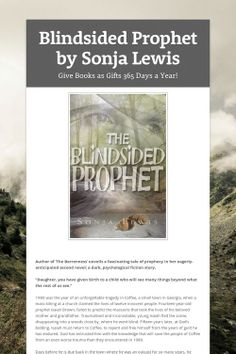 Blindsided Prophet by Sonja Lewis. Listen to the reading and share with friends: http://www.audioacrobat.com/note/CpPq58H4