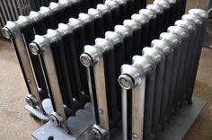 polished cast iron radiators - Sök på Google