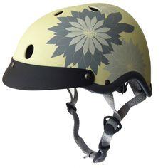 Sawako Furuno ladies bike helmet- Hanabi | Cyclechic | Cyclechic
