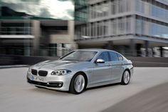 BMW Seria 5 - cel mai de succes model business din lume