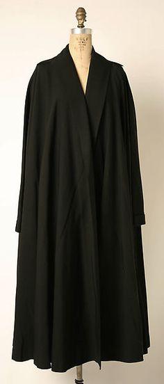 Madame Grès (Alix Barton) | Evening coat | French | The Metropolitan Museum of Art