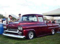 2013 Goodguys Southwest Nationals 58 Chevy Apache Fleetside pickup