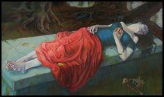 Snow White by NataliaRak on DeviantArt