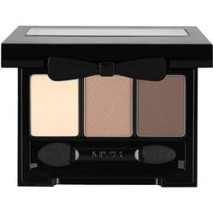Nyx Cosmetics Love In Rio Eyeshadow Palette - Barefoot in the Sand