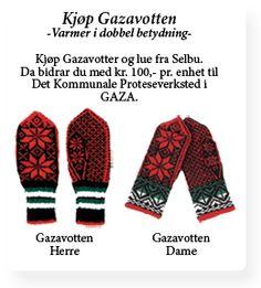 Selbu Gazavott strikkepakker.