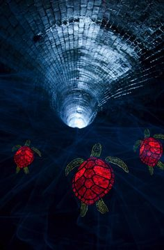 Spectacular Light Painting Using Stencils