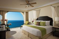 Enjoy breathtaking views from your room or suite at Dreams Los Cabos Suites Golf Resort & Spa!