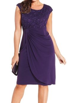 Nice Connected Apparel NEW Purple Women's Size 22W Plus Sheath Lace Dress $89 #16 2017-2018 Check more at http://dressesshop.top/product/connected-apparel-new-purple-womens-size-22w-plus-sheath-lace-dress-89-16-2017-2018/