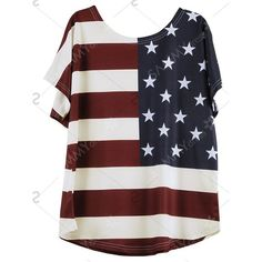 Mens Flag Striped/&Star Printed Tank Top,Fashion Casual Sleeveless Independence Day Vest Tees Top