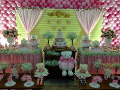 Festa ursa princesa