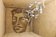 Shadow paintings by Rashad Alakbarov