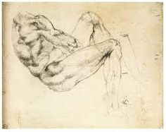 The Classical Pulse: Michelangelo: Torso Studies High Renaissance, Male Torso, Sketch Pad, Old Master, Michelangelo, Art Drawings, Sculptures, Old Things, Sketches