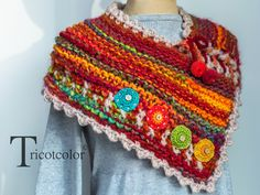 """Tricotcolor: """" Booste humeur """" en pagaille..."""