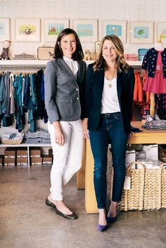 ae7277f5312 10 Minutes with an Entrepreneur  Jenny Belushi   Heather Whitney Rosenfield  Chic Outfits