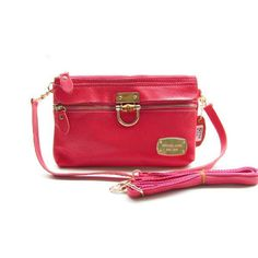 Michael Kors Outlet Gilmore Pebbled Small Pink Crossbody Bags| Michael Kors Outlet Online