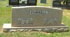 Bessie Lee Harrell