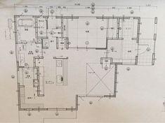 我が家の間取り(1階)の画像 | ♡Fumi 's Blog♡30から建築士を目指すワーママブログ