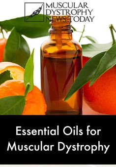 Essential Oils: Muscular Dystrophy