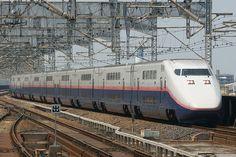 E1 Shinkansen MAX (12-car consists)