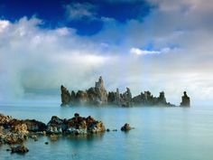 Mono Lake, California (and the rest of the most beautiful places in California)