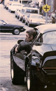 Steve McQueen... The King of Cool.