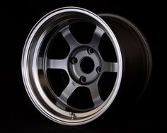 Volk Racing TE37V Wheel 15x8.0 4x114.3 0mm