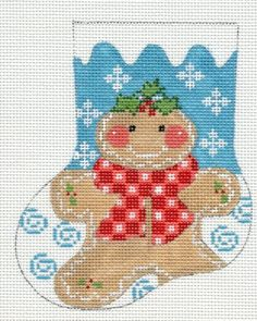 Gingerbread Boy, Danji Designs