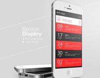 NPS BANK Mobile UI / UX Concept Design