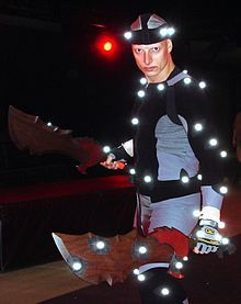 Motion-capture acting - Wikipedia, the free encyclopedia