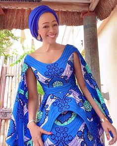 Latest Ankara Skirt and Blouse Style for Event 2019 Africanstylesforladies - African Styles for Ladies African Fashion Ankara, African Print Fashion, Africa Fashion, African Dresses For Women, African Attire, African Wear, African Women, Ankara Skirt And Blouse, Ankara Jumpsuit