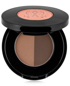 Create a natural-looking brow shape with Anastasia Beverly Hills Brow Powder Duo by applying the darker shade where brows are sparse. Then, brush the lighter powder over your entire brow to create a flawless finish.