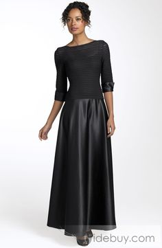 Mother of the bride dress -- comes in about a hundred different colors. What do you think?
