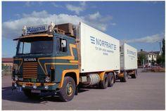 SCANIA-140 Train Truck, Road Train, Big Rig Trucks, Cool Trucks, Scania V8, Busses, Vintage Trucks, Heavy Equipment, Volvo