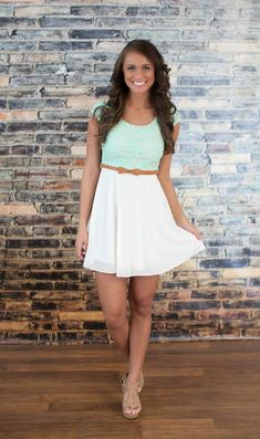 The Pink Lily Boutique - I'm The One Dress, $39.00 (http://thepinklilyboutique.com/im-the-one-dress/) Cute Summer Dresses, Trendy Dresses, Grad Dresses, Cute Dresses, Beautiful Dresses, Short Dresses, Dress Outfits, Formal Dresses, Affordable Dresses