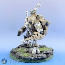 Image result for xv89 crisis Tau Warhammer, Liberty, Color Schemes, Statue, Christmas Ornaments, Holiday Decor, Image, Inspiration, Painting