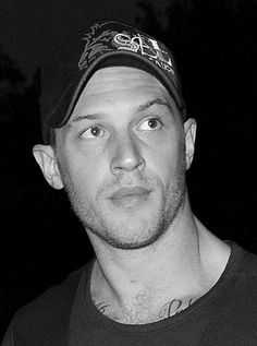 """notmyhairitisapalm: """" I came very close to losing everything before, and it scarred me. I'm very proud of the mark, but I don't ever want to go there again. """" - Tom Hardy, 2009"""